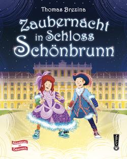 Zaubernacht im Schloss Schönbrunn von Brezina,  Thomas