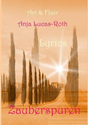Zauberspuren von Lucas-Roth,  Anja
