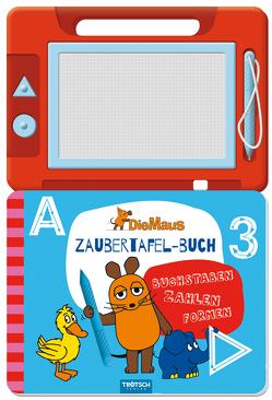 """Zaubertafelbuch """"Die Maus"""" von Schmitt-Menzel,  Isolde, Streich,  Friedrich"""