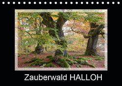 Zauberwald HALLOH (Tischkalender 2019 DIN A5 quer) von Maurer,  Marion