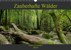 Zauberwelt Wald (Wandkalender 2019 DIN A3 quer) von Langlotz,  Markus