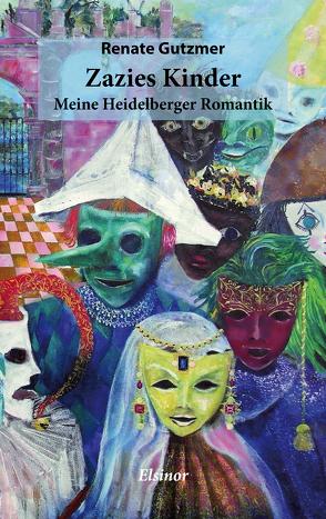 Zazies Kinder von Gutzmer,  Renate