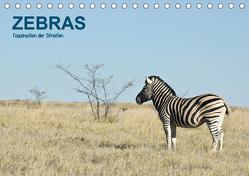 Zebras – Faszination der Streifen (Tischkalender 2020 DIN A5 quer) von Krebs,  Thomas