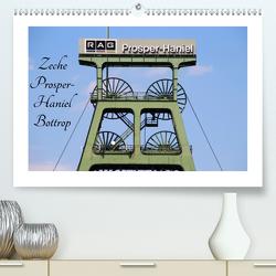 Zeche Prosper-Haniel Bottrop (Premium, hochwertiger DIN A2 Wandkalender 2020, Kunstdruck in Hochglanz) von Daus,  Christine