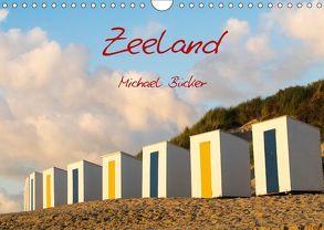Zeeland (Wandkalender 2018 DIN A4 quer) von Bücker,  Michael