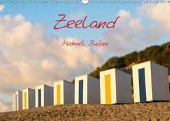 Zeeland (Wandkalender 2019 DIN A3 quer) von Bücker,  Michael