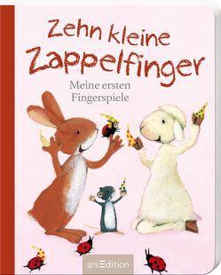 Zehn kleine Zappelfinger von Weldin,  Frauke
