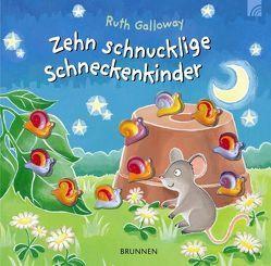 Zehn schnucklige Schneckenkinder von Galloway,  Ruth