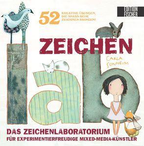 Zeichen-Lab von Sonheim,  Carla
