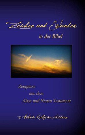 Zeichen und Wunder in der Bibel von Tessnow,  Antonia Katharina