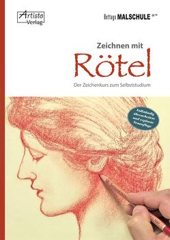 Zeichnen mit Rötel von Bettag,  Franz-Josef