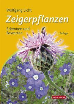 Zeigerpflanzen von Licht,  Wolfgang