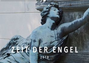 Zeit der Engel (Wandkalender 2018 DIN A2 quer) von + Horst Herzig,  Tina