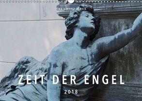 Zeit der Engel (Wandkalender 2018 DIN A3 quer) von + Horst Herzig,  Tina