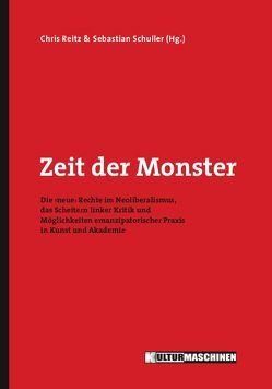 Zeit der Monster von Reitz,  Chris, Schuller,  Sebastian