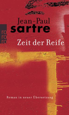 Zeit der Reife von Aumüller,  Uli, Sartre,  Jean-Paul