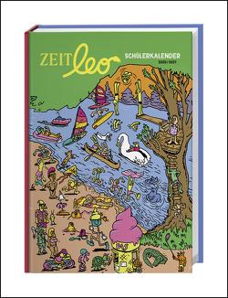 ZEIT LEO Schülerkalender A5 Kalender 2021 von Heye