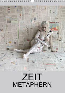 ZEIT METAPHERN (Wandkalender 2018 DIN A3 hoch) von fru.ch,  k.A.