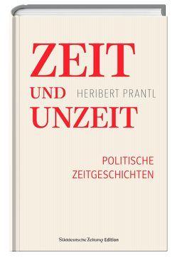 Vom kleinen und großen Widerstand von Prantl,  Heribert