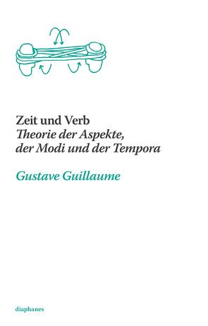 Zeit und Verb von Guillaume,  Gustave, Klöckener,  Bernd, von der Osten,  Esther