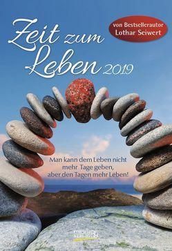 Zeit zum Leben 2019 von Korsch Verlag, Seiwert,  Lothar
