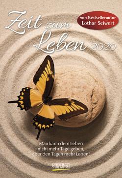 Zeit zum Leben 2020 von Seiwert,  Lothar