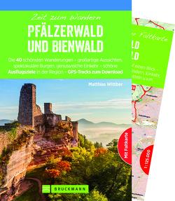 Zeit zum Wandern Pfälzerwald Bienwald von Wittber,  Matthias