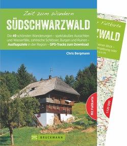 Zeit zum Wandern Südschwarzwald von Chris Bergmann