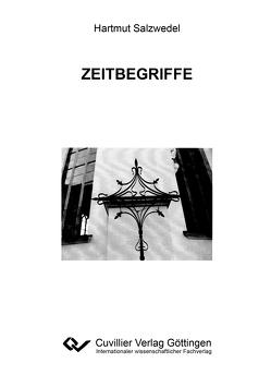 ZEITBEGRIFFE von Salzwedel,  Hartmut