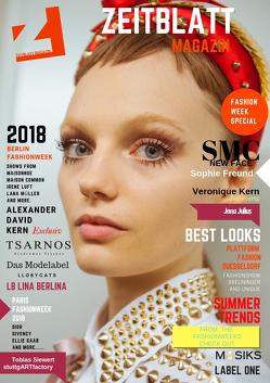 ZeitBlatt Fashion #01 von Rykov,  Uwe Marcus