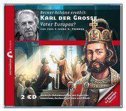 Zeitbrücke Wissen: Karl der Grosse von Fieback,  Jens, Fieback,  Joerg G., Schöne,  Rainer, Trantow,  Cordula