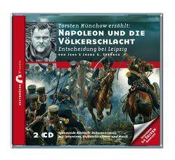 Zeitbrücke Wissen: Napoleon und die Völkerschlacht von Bauer,  Gerhard, Fieback,  Jens, Fieback,  Joerg, Münchow,  Torsten