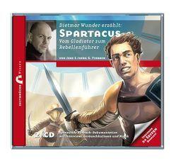 Zeitbrücke Wissen: Spartacus von Fieback,  Jens, Fieback,  Joerg G., Münchow,  Thorsten, Wunder,  Dietmar