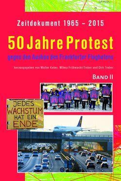 Zeitdokument 1965 – 2015 Band 2 von Frühwacht-Treber,  Wilma, Keber,  Walter, Treber,  Dirk