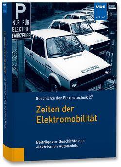 Zeiten der Elektromobilität von Döring,  Peter, Horstmann,  Theo