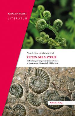 Zeiten der Materie von Kling,  Alexander, Schuster,  Jana