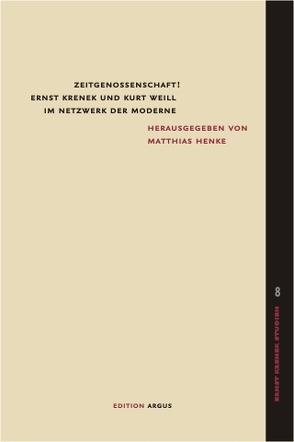 Zeitgenossenschaft! von Henke,  Matthias