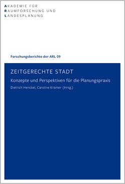 Zeitgerechte Stadt von Henckel,  Dietrich, Kramer,  Caroline