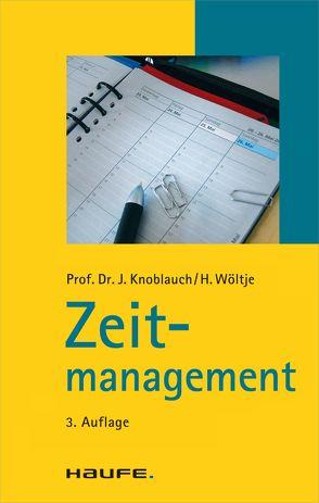 Zeitmanagement von Knoblauch,  Jörg, Wöltje,  Holger