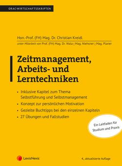 Zeitmanagement, Arbeits- und Lerntechniken von Kreidl,  Christian