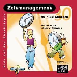 Zeitmanagement – fit in 30 Minuten von Konnertz,  Dirk, Rettinghaus,  Charles, Seiwert,  Lothar J