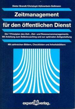 Zeitmanagement für den öffentlichen Dienst von Brendt,  Dieter, Sollmann,  Christoph