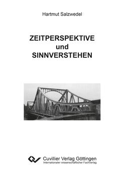 Zeitperspektive und Sinnverstehen von Salzwedel,  Hartmut