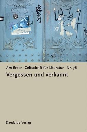 Zeitschrift AM ERKER