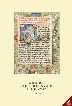 Zeitschrift des Historischen Vereins für Schwaben von Feldmann,  Dominik, Guffler,  Felix, Häberlein ,  Mark