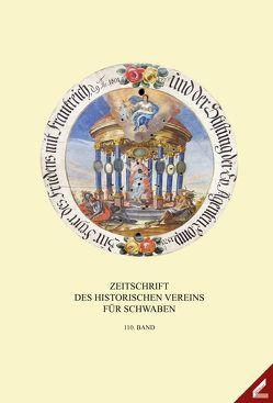 Zeitschrift des Historischen Vereins für Schwaben von Biller,  Josef, Böck,  Franz-Rasso, Gerhardt,  Raphael