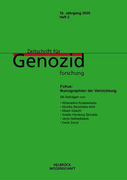 Zeitschrift für Genozidforschung von Dabag,  Mihran, Platt,  Kristin