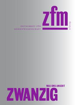 Zeitschrift für Medienwissenschaft 20