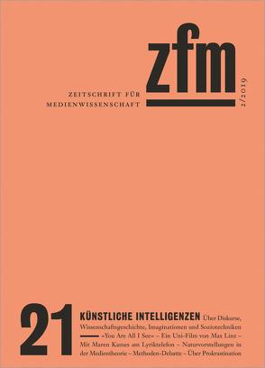 Zeitschrift für Medienwissenschaft 21