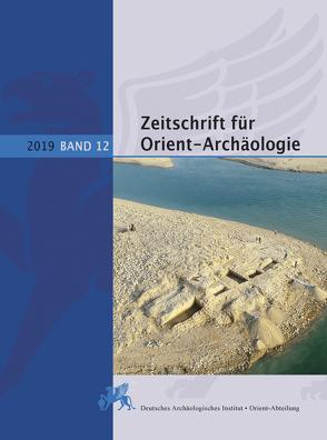 Zeitschrift für Orient-Archäologie von Eichmann,  Ricardo, Ess,  Margarete van